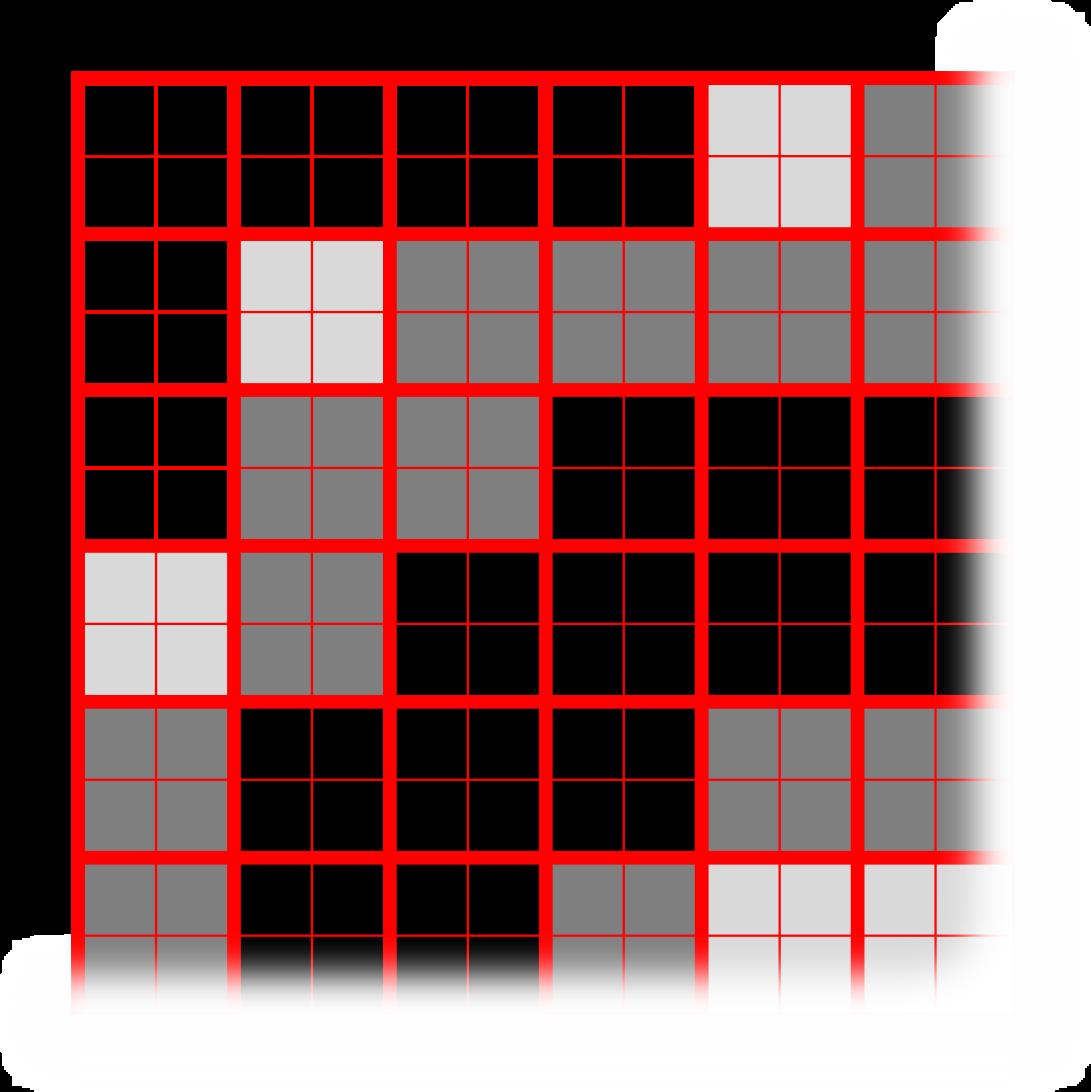 2×2のCSSピクセル